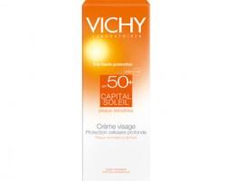 Proteccion solar facial - vichy