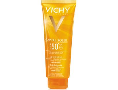 Proteccion solar vichy fps50